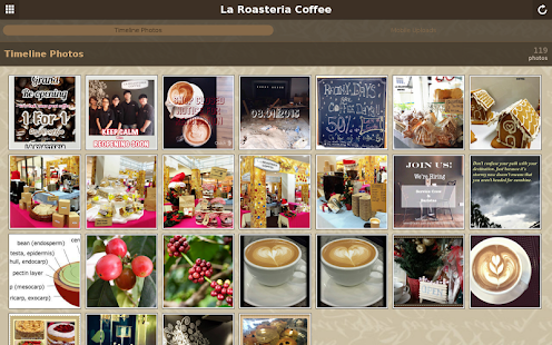 La Roasteria Coffee - screenshot