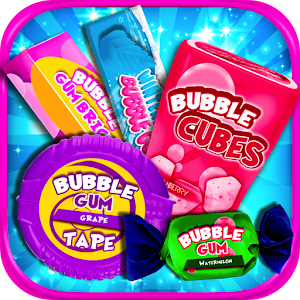 Chewing Gum Maker 2 - Kids Bubble Gum Maker Games For PC