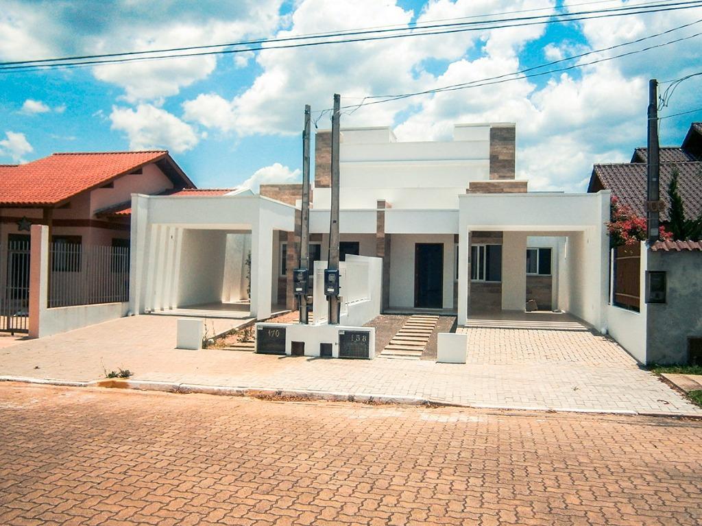 Casa de 3 dormitórios à venda em Solar Do Campo, Campo Bom - RS