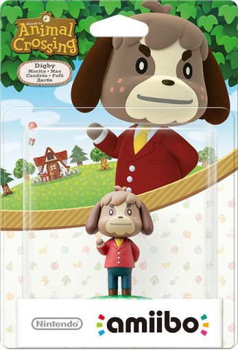 Digby packaged (thumbnail) - Animal Crossing series