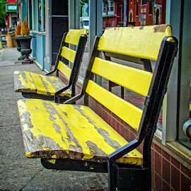queen street east by Lennie Locken - Artistic Objects Furniture