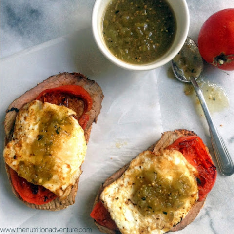 Seared Tomato & Breakfast Toast