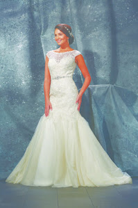 B1491 Wedding Dress - Sacha James