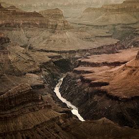 Old West by Ivan Bertusi - Travel Locations Landmarks ( arizona, colorado, canyon, landscape, west )