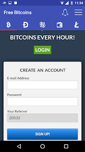 App Earn Free Bitcoin apk for kindle fire