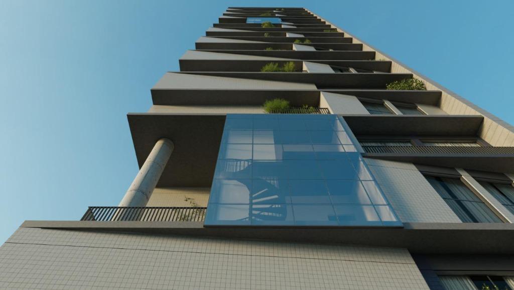 Flat com 1 dormitório à venda, 25 m² por R$ 129.444 - Manaíra - João Pessoa/PB