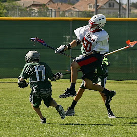 Shot of the weekend by Alvin Simpson - Sports & Fitness Lacrosse