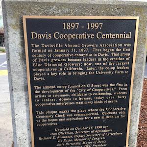 Davis Cooperative Centennial