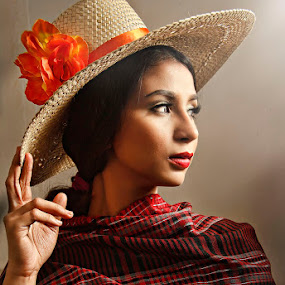 Honey by Juan Magbubukid - People Portraits of Women