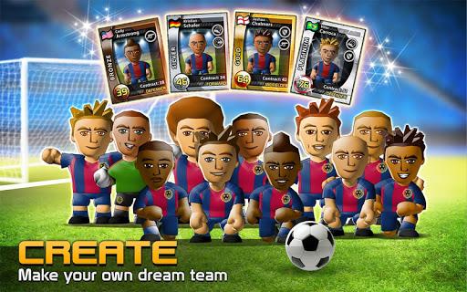 BIG WIN Soccer (football) - screenshot