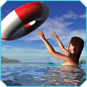 Beach Rescue Life Jacket Flip for PC-Windows 7,8,10 and Mac