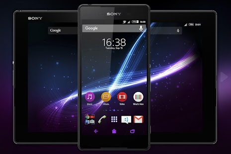 WALKORE ONE Xperia Тема