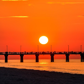 The refelection by Diane Davis - Landscapes Sunsets & Sunrises