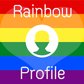 App Rainbow Profile Filter Photo APK for Windows Phone