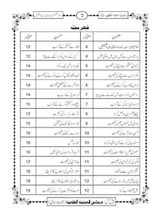 Wasaya Imame Aazam Urdu - screenshot