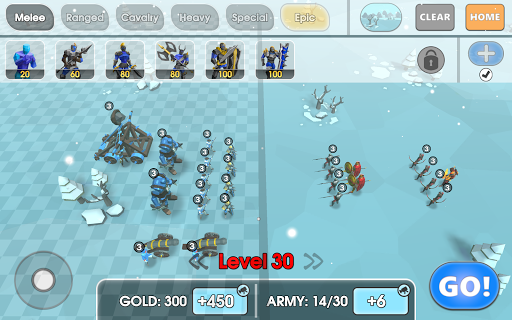 Epic Battle Simulator 2 screenshot 4