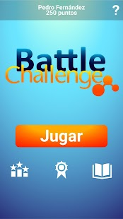 BATtle Challenge ESP - screenshot