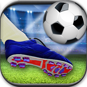 Soccer World Cup - Shoot Goal Icon