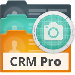 Cover art Business Card Reader - CRM Pro