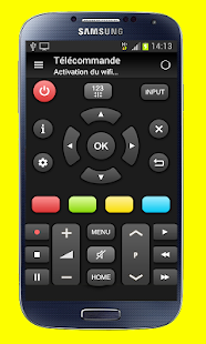 Tv Remote universelle prank - screenshot