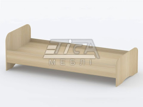 Детская мебель: Кровать КР-7