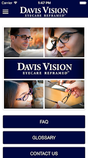 Davis Vision - screenshot