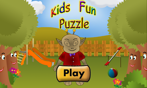 Kids Shapes Puzzle - screenshot