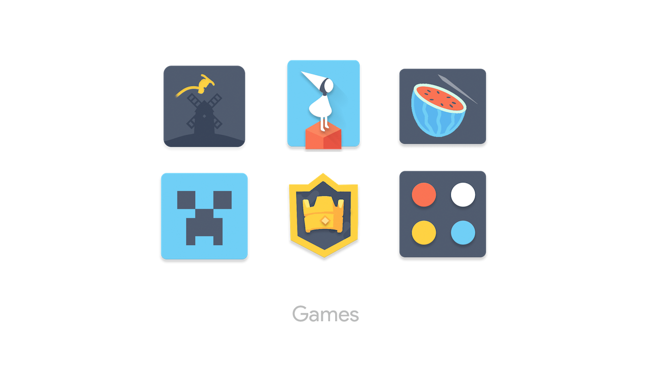 IMPULSE Icon Pack Screenshot 7