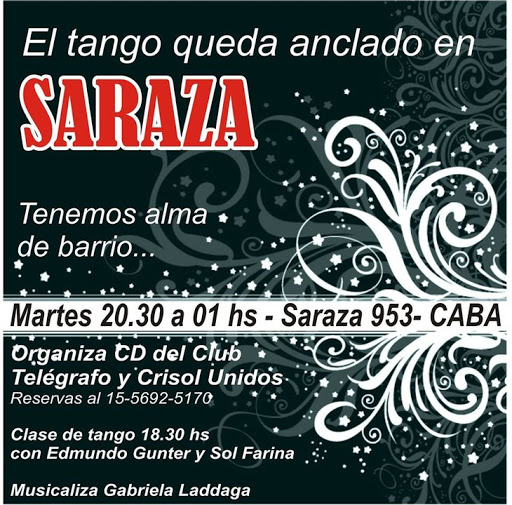 Saraza Tango