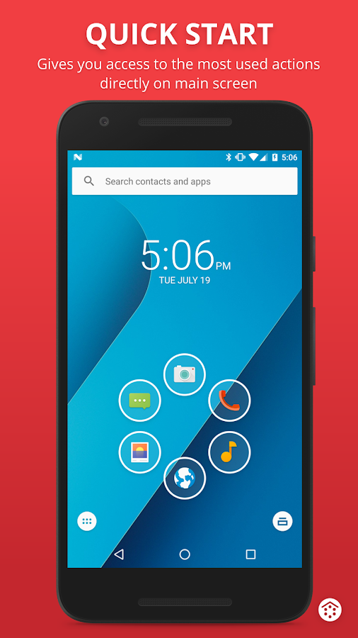 Smart Launcher 3 Screenshot 0