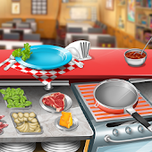 Game Cooking Stand Restaurant Game version 2015 APK