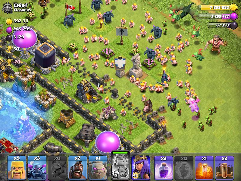 Clash of Clans Screenshot 5