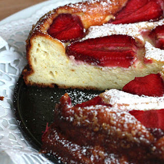 Strawberry Ricotta Cake Recipes