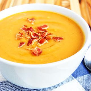 Sweet Potato Bacon Soup Recipes