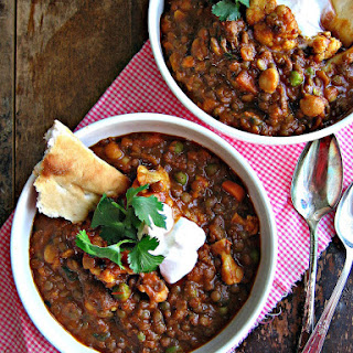 Lentil Curry With Coconut Milk Recipes