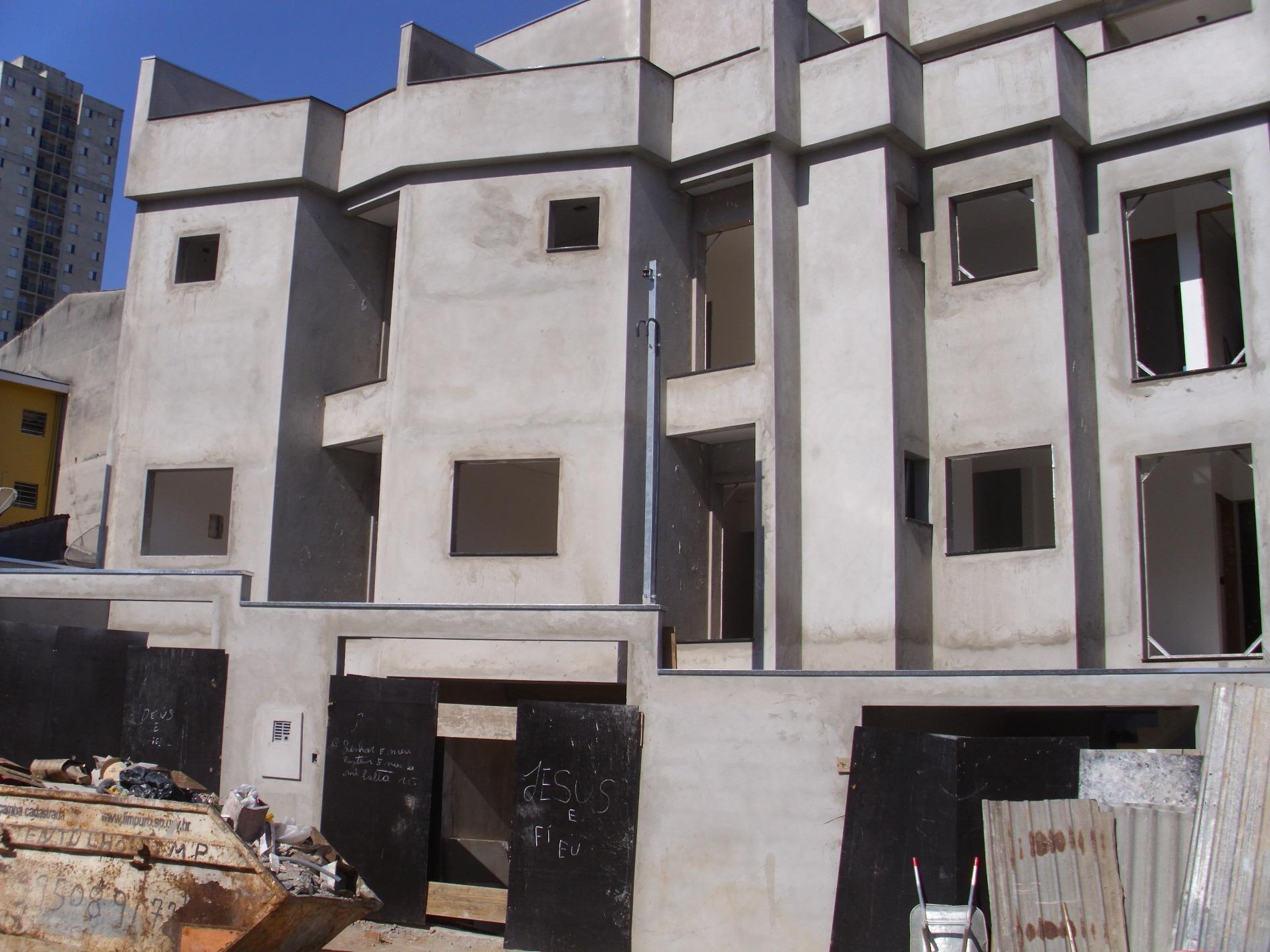 Sobrado de 2 dormitórios à venda em Parque João Ramalho, Santo André - SP