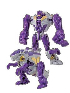 Робот трансформируется в Дракона фиолетовый M