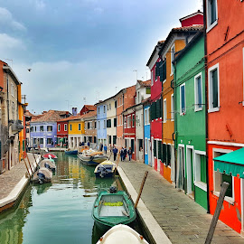 Burano by Krishanu Roy - Instagram & Mobile Android