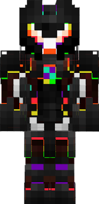 boy finds alien robot suit minecraft