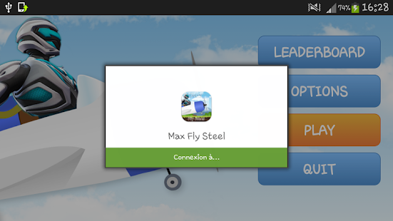 Max Fly Steel - screenshot