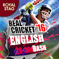 Free Real Cricket™ 16: English Bash APK for Windows 8