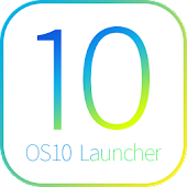 OS10 Launcher HD-smart,simple APK baixar