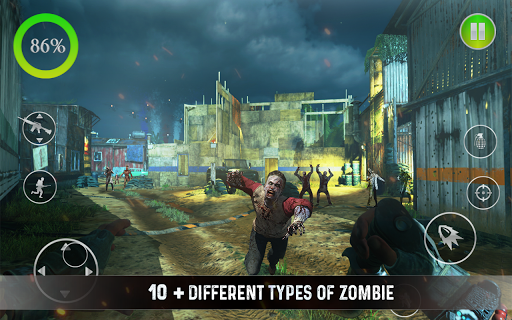 Death Deal: Zombie Shooting Games 2019