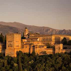 The Alhambra by Elliot Moore - Buildings & Architecture Public & Historical