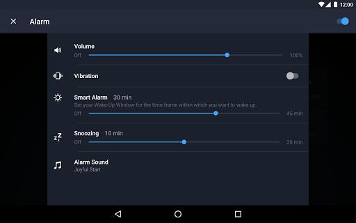 Runtastic Sleep Better: Sleep Cycle & Smart Alarm screenshot 22