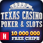 Download Texas Casino - Poker && Slots APK to PC