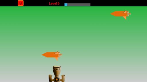Clash of Rockets - screenshot
