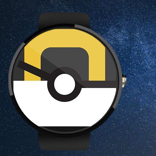 Pokeball Watch Face - screenshot