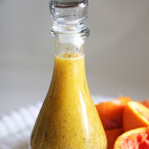 Orange Poppyseed Salad Dressing