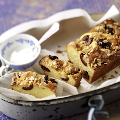 Yogurt and Prune Cake